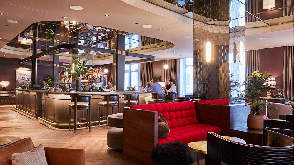 Shelby Bar at Nexus Club New York