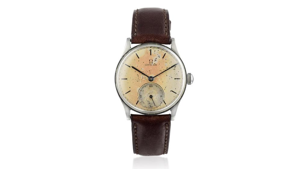 Omega Pre-war wristwatch Lot 84