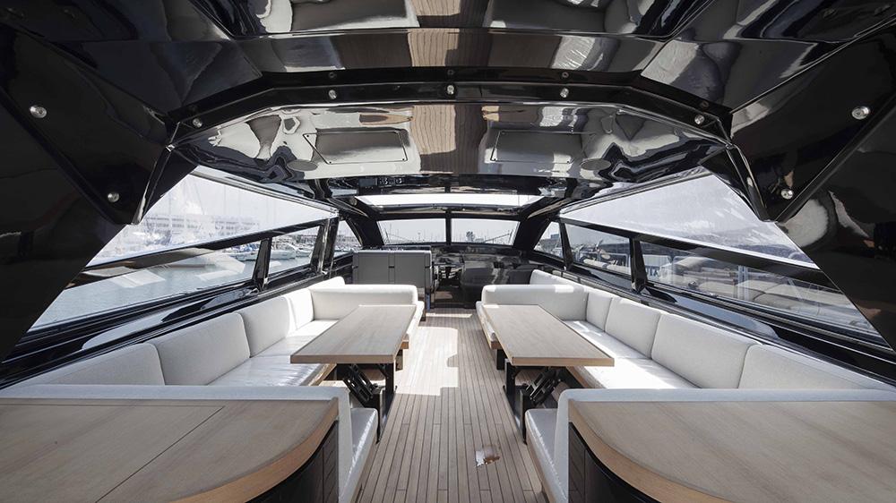 Otam 85 GTS yacht Cannes Yachting Festival