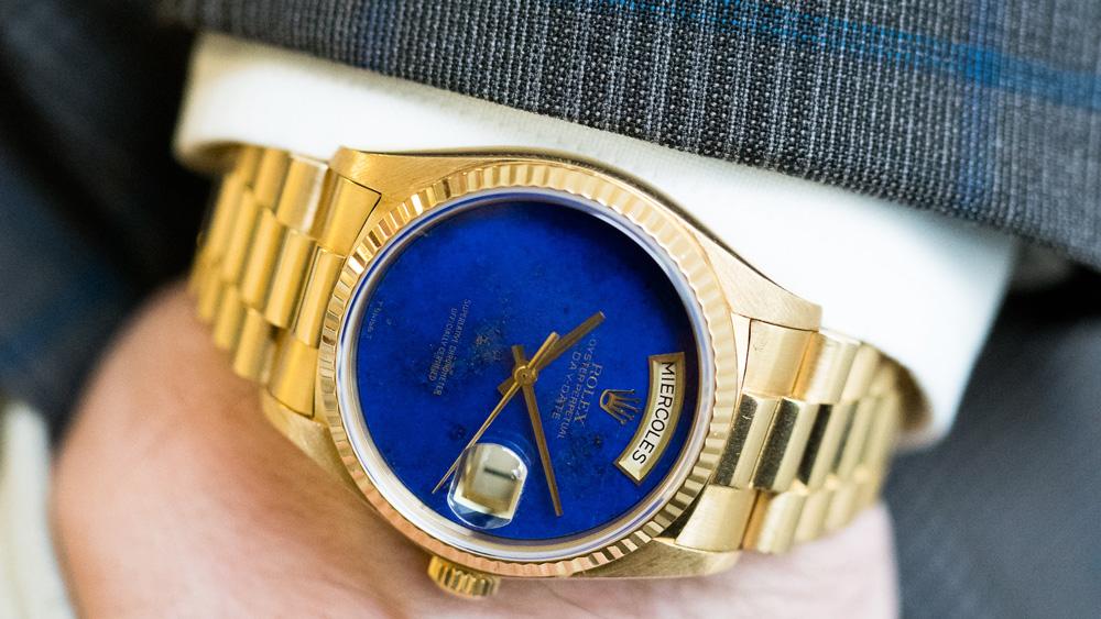 Rolex Day-Date Ref. 18038 Circa 1988