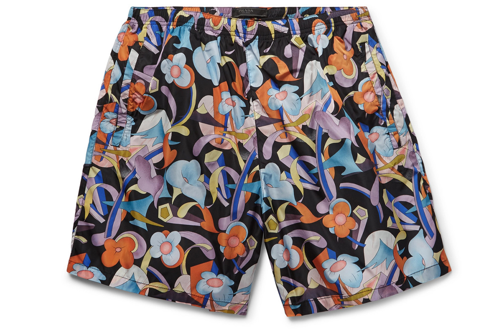 Prada Swimming Trunks