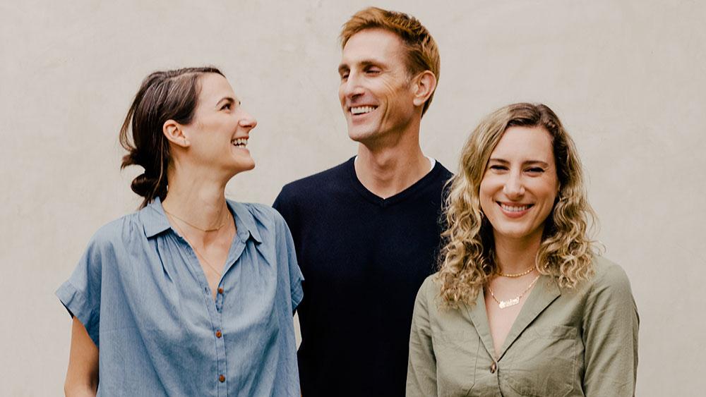 Primas founders: Laurel Myers, Christopher Gavigan and Jessica Assaf