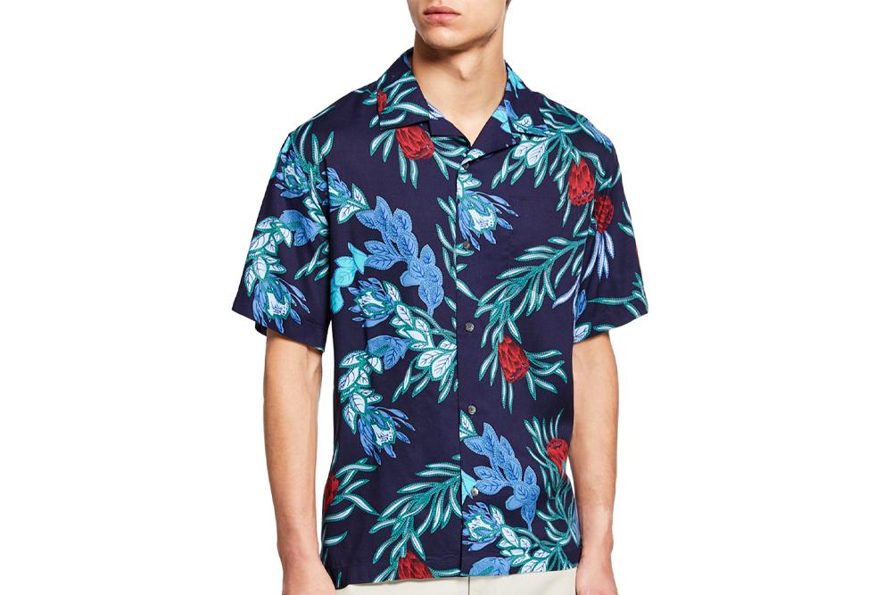 Reyn Spooner Camp Collar Shirt