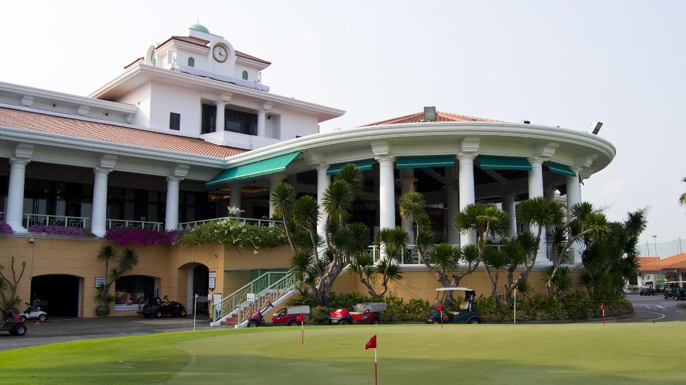 Sentosa Golf Club in Singapore