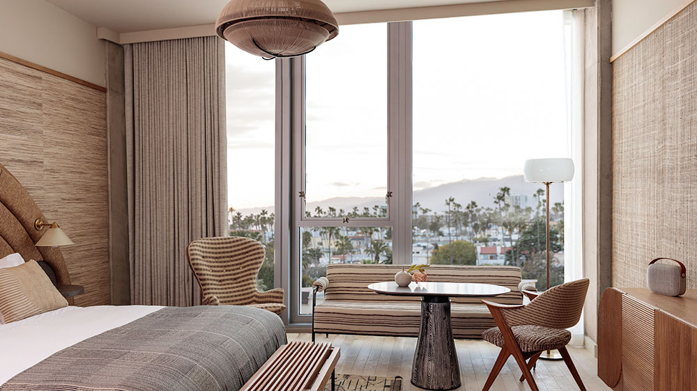 Santa Monica Just Welcomed LA's Hottest New Hotel Opening