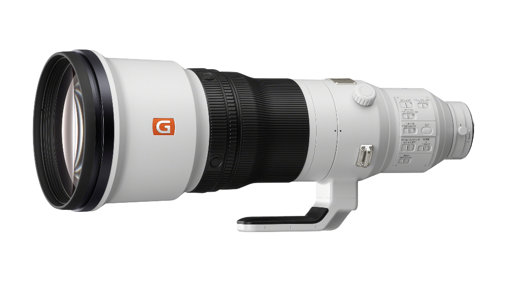 Sony FE 600mm F4 GM OSS super-telephoto prime lens