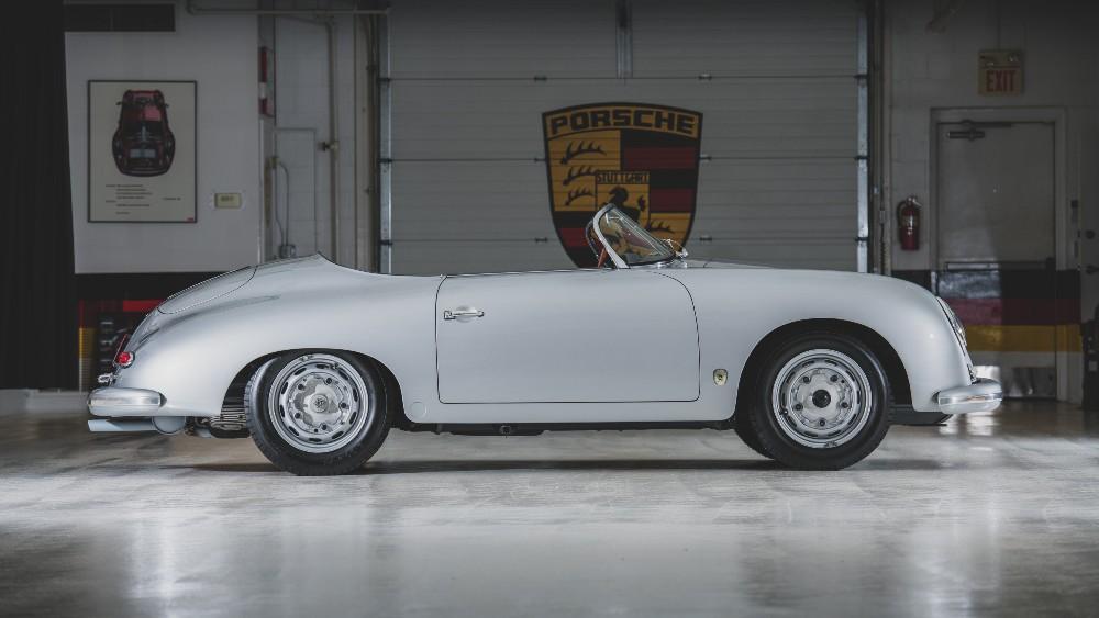 1957 Porsche 356 A Carrera GT Speedster Coachwork by Reutter