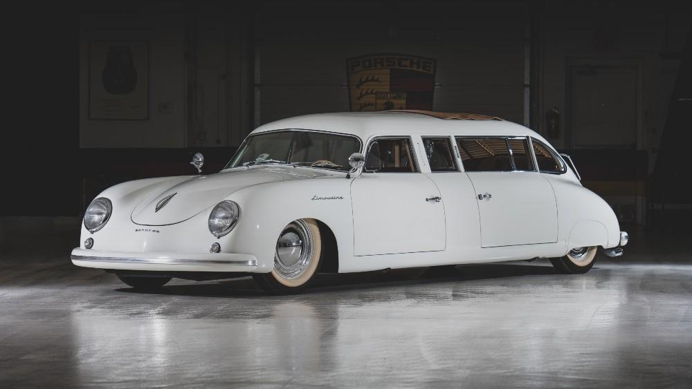 1953 Porsche 356 Limousine Custom