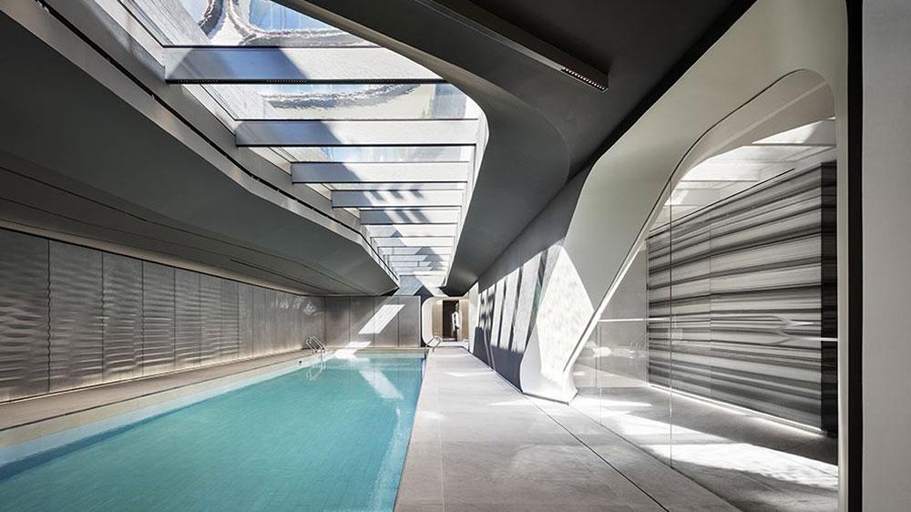 zaha hadid penthouse