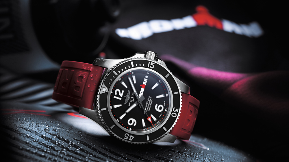 Breitling Superocean Automatic Ironman Limited Edition