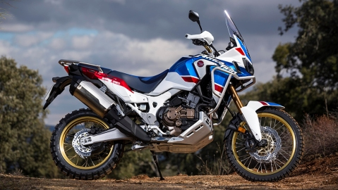 2018 Honda Africa Twin Sports