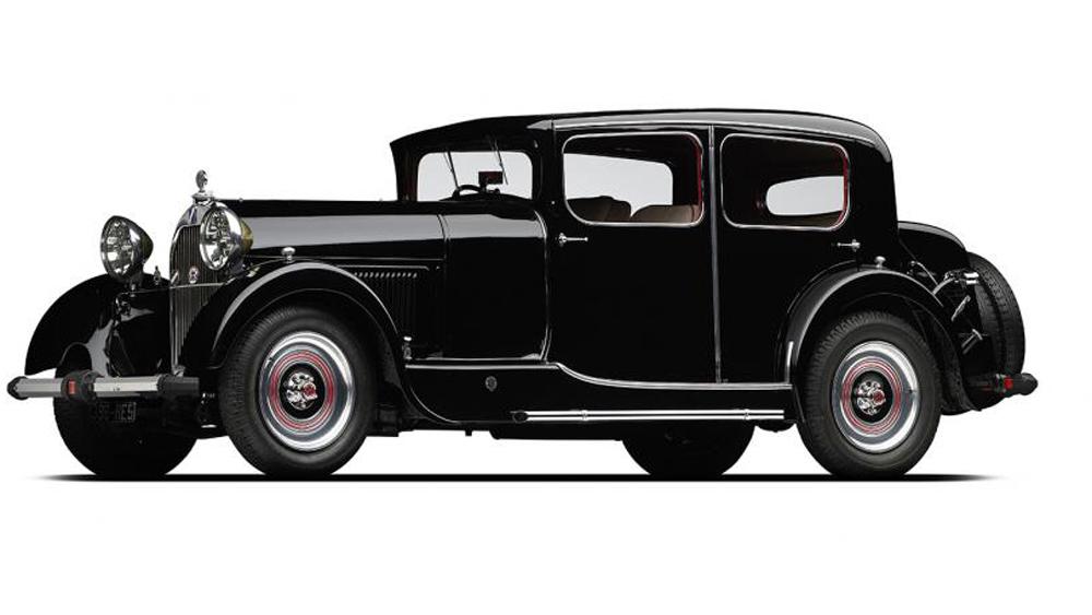 The 1929 Talbot M75 Million Guiet.
