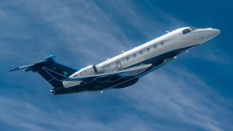 Embraer's new Praetor 600