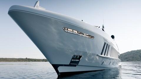 Alia Yachts Samurai superyacht Turkey Monaco Yacht Show