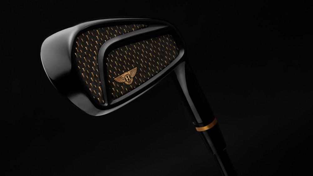 An iron from the Bentley Centenary Golf Set