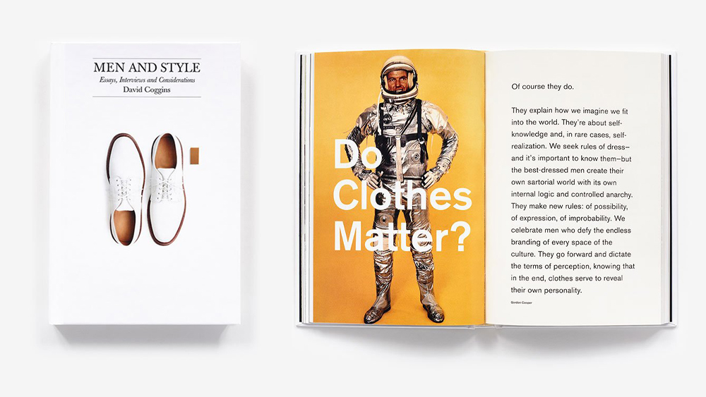 David Coggins 'Men and Style' is one of the best books about men's style.