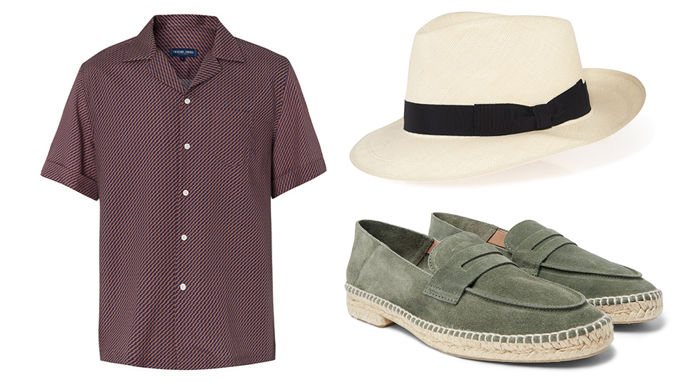 The best new menswear to buy right now will keep you cool in the heat—and warm in the aggressively air-conditioned American indoors.