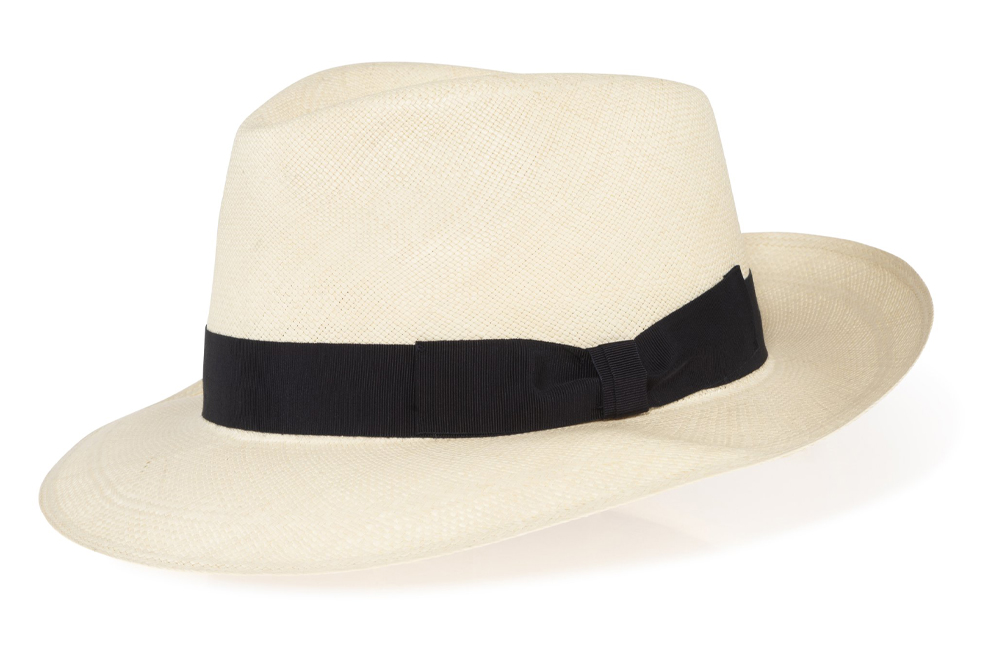 The Armoury Panama Hat