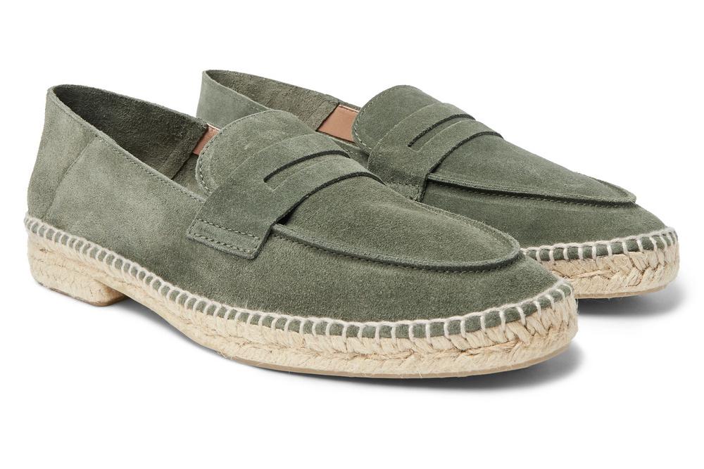 Castaner Espadrille Loafers
