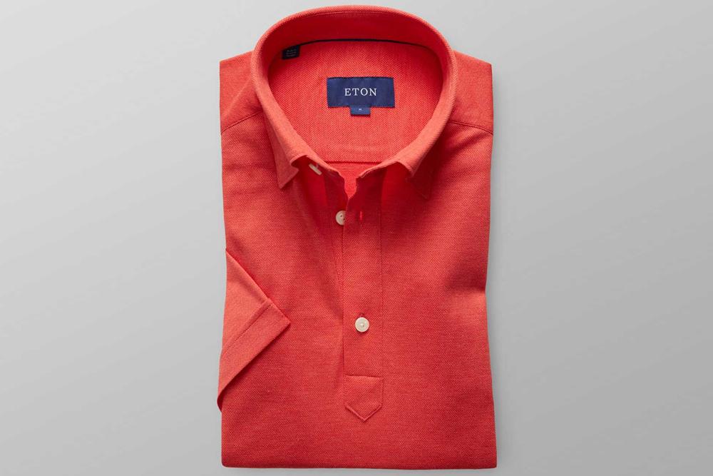 Eton Popover Shirt