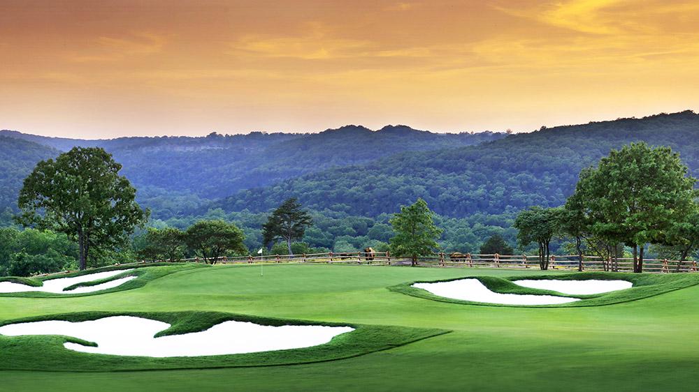 Big Cedar Lodge: Buffalo Ridge Springs Golf Course