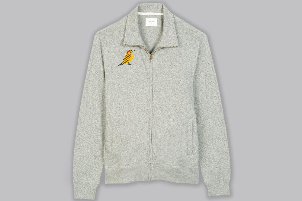 Billy Reid Alabama Track Jacket