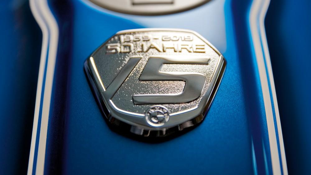 The BMW R nineT /5