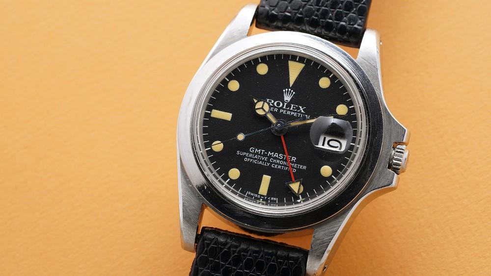 Marlon Brando's Rolex GMT-Master, ref. 1675