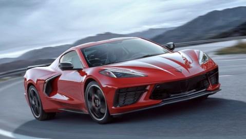 The 2020 Corvette Stingray