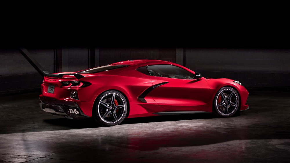 The 2020 Corvette Stingray