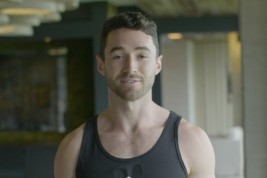 Barry's Bootcamp instructor Casey Gilbert