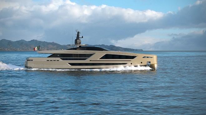 CCN Fuoriserie motor yacht