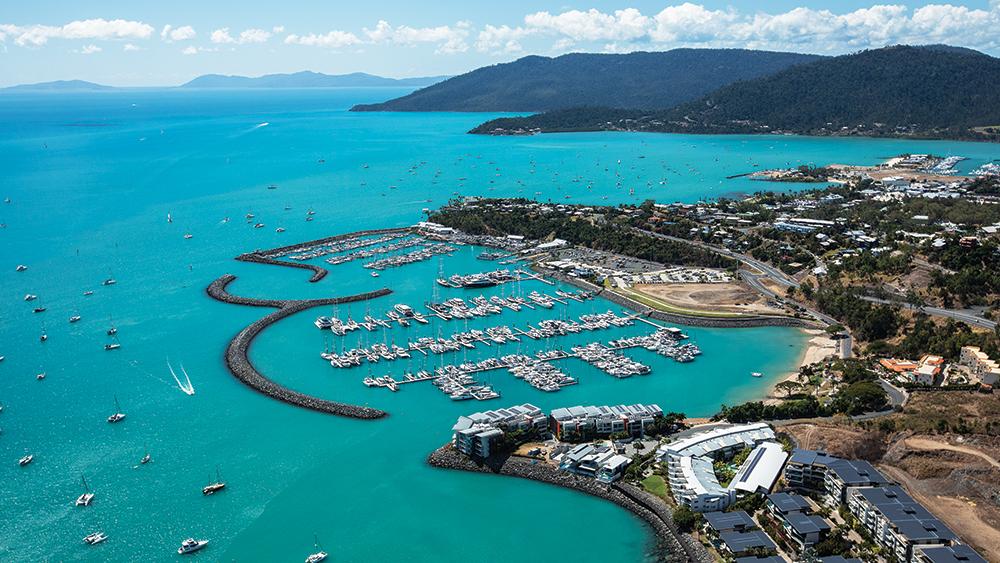 Coral Sea Marina|Resort
