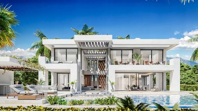 Cristiano Ronaldo's Villa in Marbella Spain