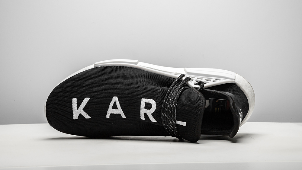 Chanel x Pharrell x Adidas NMD Hu TR Karl Lagerfield