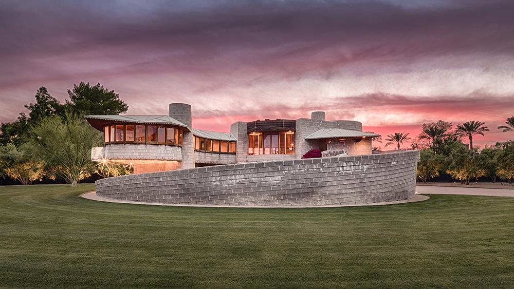 Frank Lloyd Wright's David Wright House