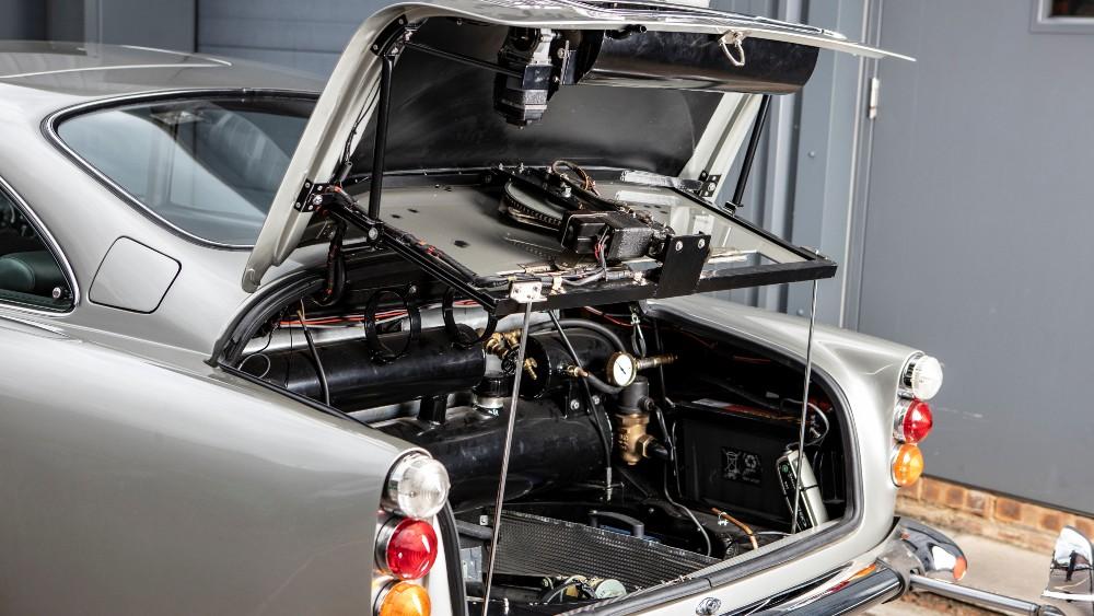 James Bond's 1965 Aston Martin DB5