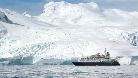 Poseidon Expeditions's Sea Spirit