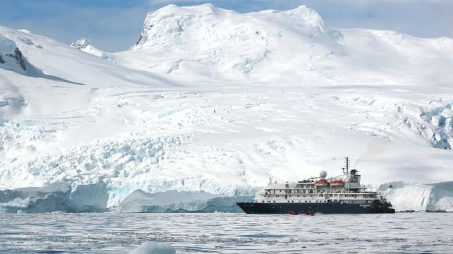 Poseidon Expeditions's Sea Spirit