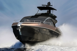 Lexus LY 650 sport yacht car yacht collaboration