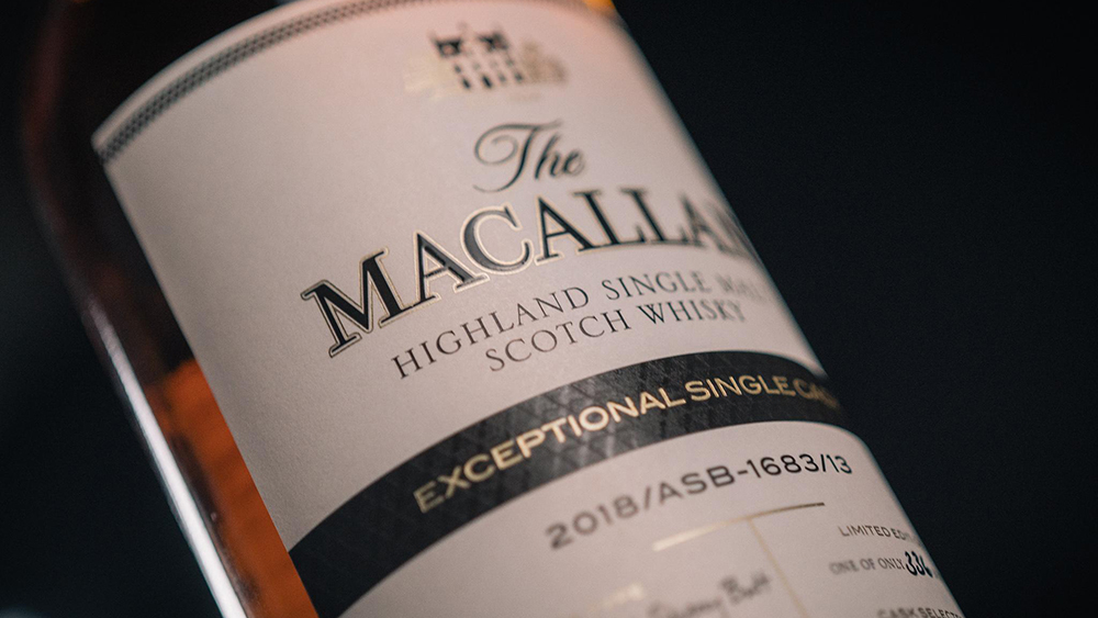 macallan exceptional single cask 2019