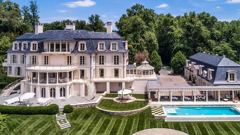 potomac mansion