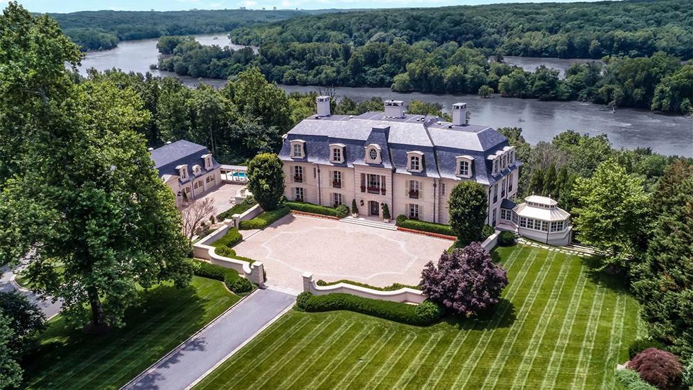Dan Snyder Potomac mansion