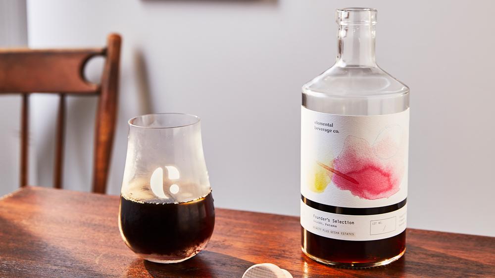 Elemental Beverage Co. Founder's Select Gesha