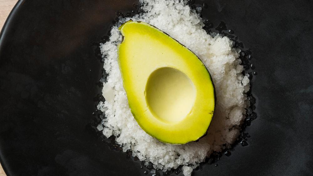Empellon avocado dessert