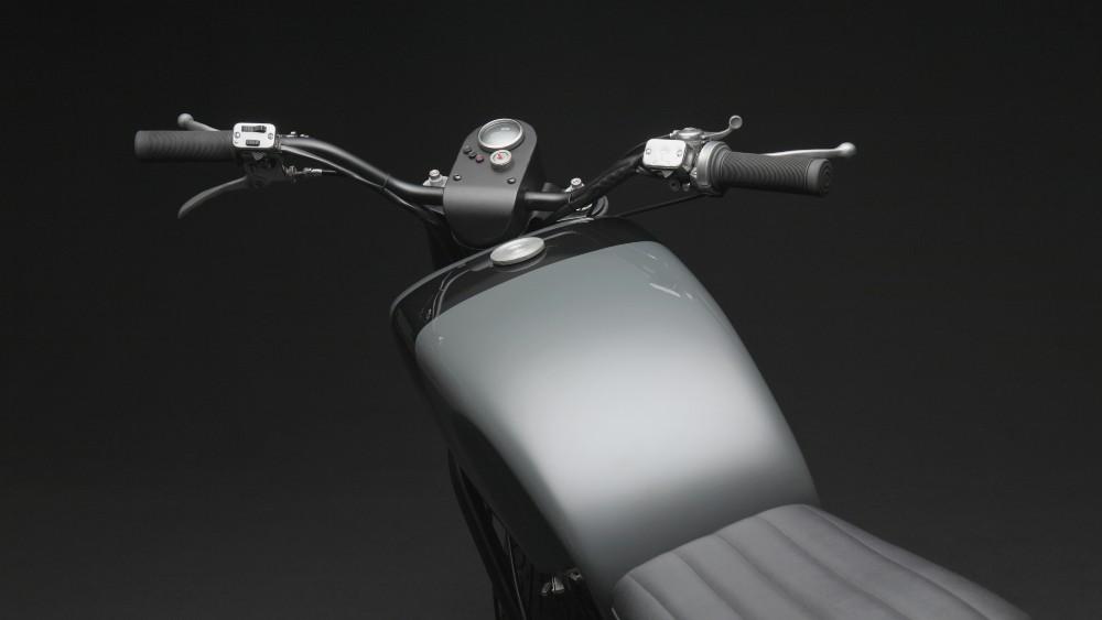 Venier Customs' VX Falcone