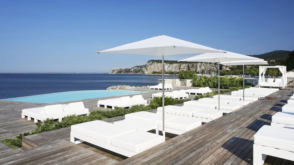 Falisia Resort in Trieste Italy