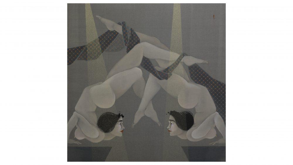 Hayv Kahraman's artwork Untitled
