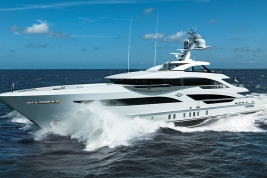 Dutch shipyard Heesen Galvas FDHF superyacht