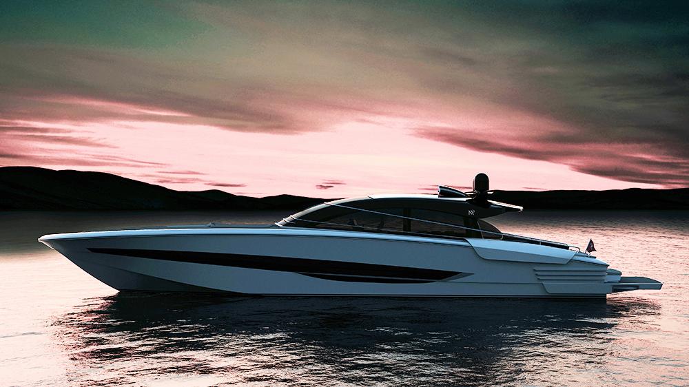 ISA Yachts' new Super Sportivo 100-foot GTO